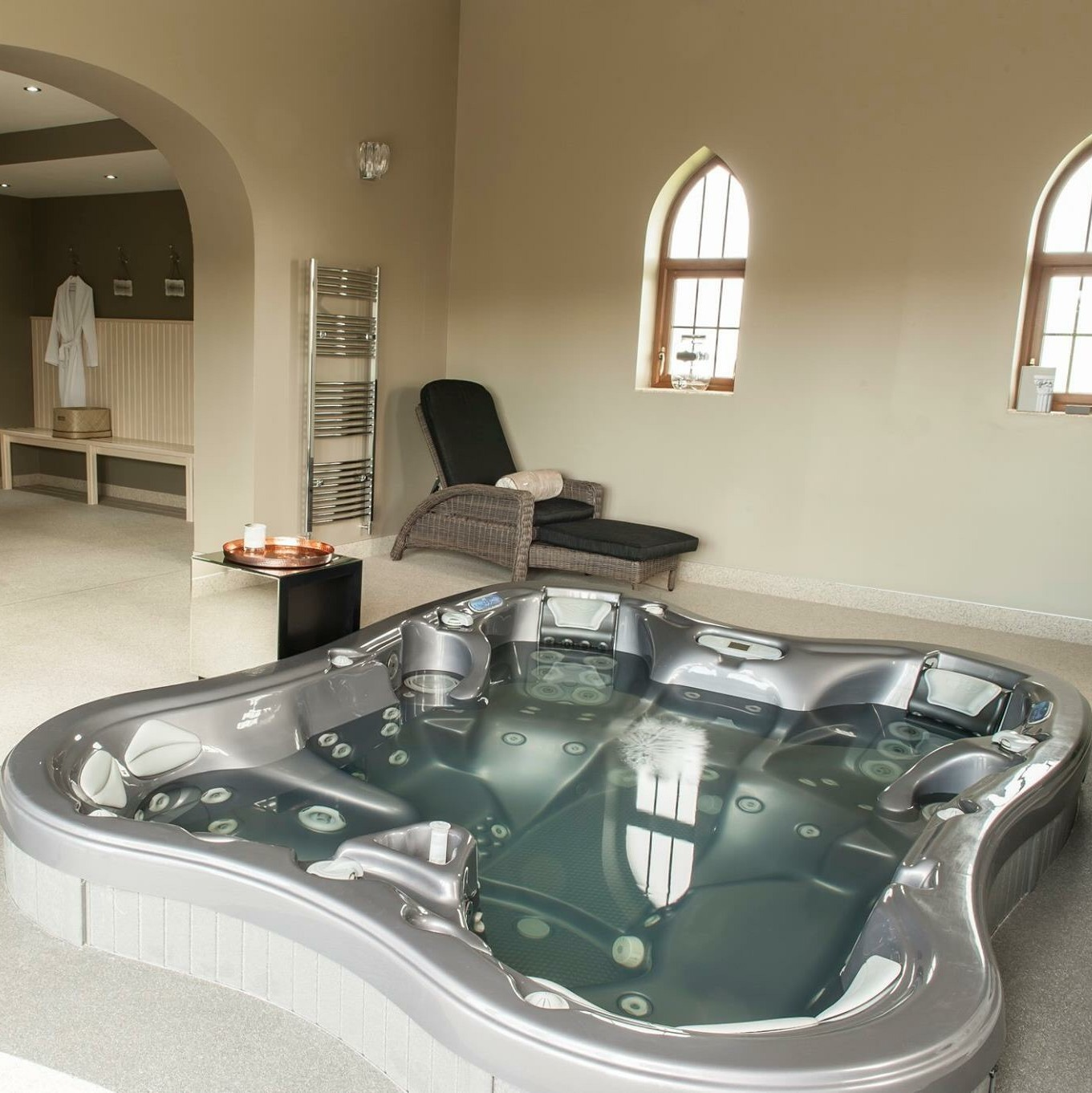 Dunmoyle Forest Spa